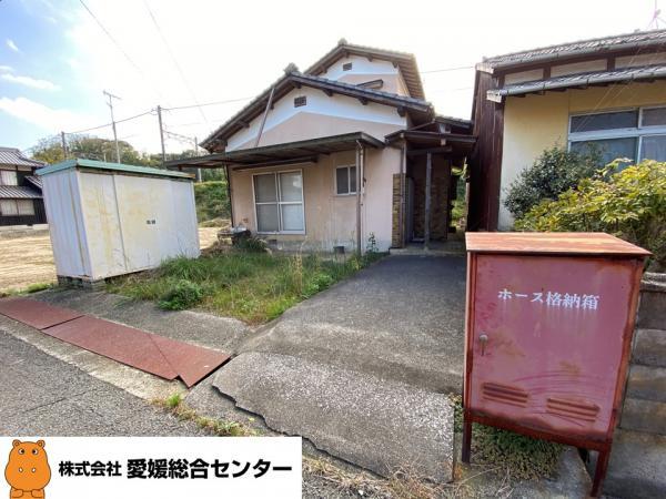 土地 今治市菊間町佐方 JR予讃線伊予亀岡駅 250万円