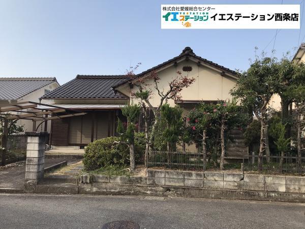 土地 西条市飯岡 JR予讃線伊予西条駅 280万円