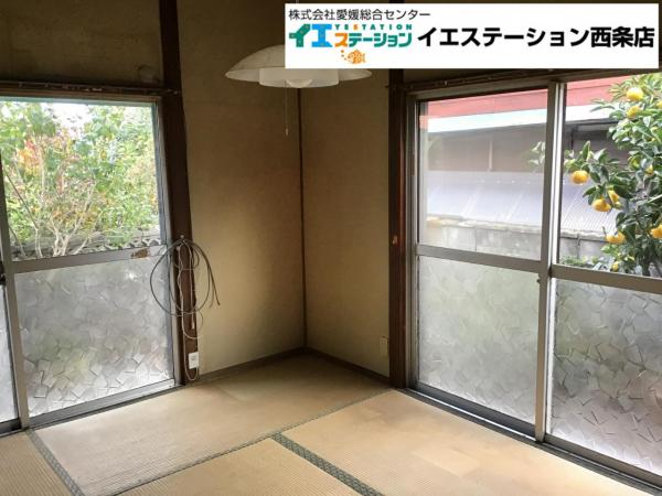 中古戸建 西条市神拝甲 JR予讃線伊予西条駅 580万円