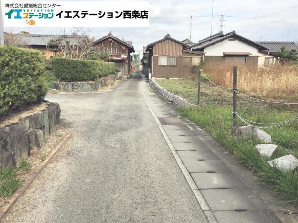 土地 西条市広江 JR予讃線玉之江駅 300万円