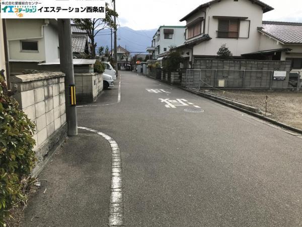 土地 新居浜市平形町 JR予讃線新居浜駅 630万円