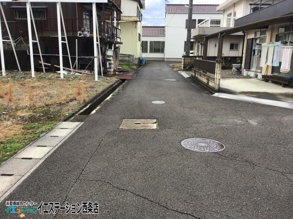 土地 新居浜市平形町 JR予讃線新居浜駅 550万円