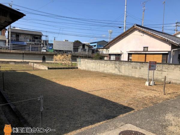 土地 今治市桜井2丁目 JR予讃線伊予桜井駅 128.76万円