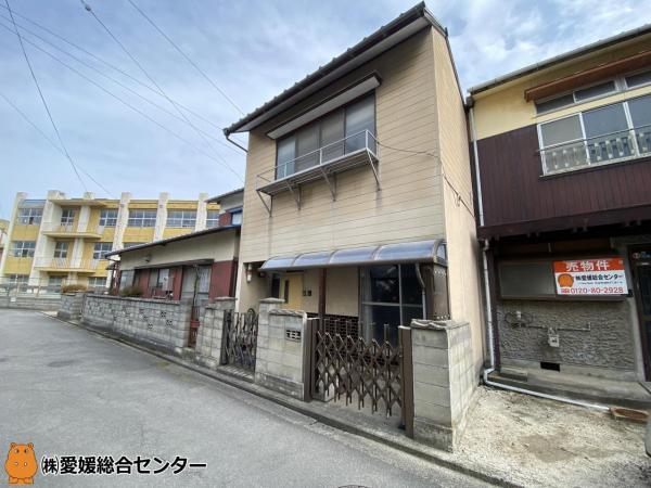 土地 今治市立花町2丁目 JR予讃線今治駅 250万円