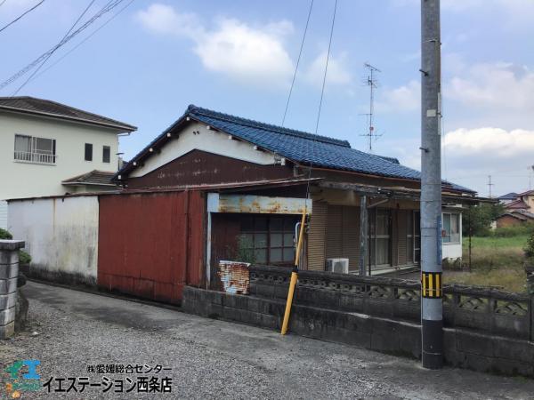 中古戸建 新居浜市中村1丁目 JR予讃線新居浜駅 680万円