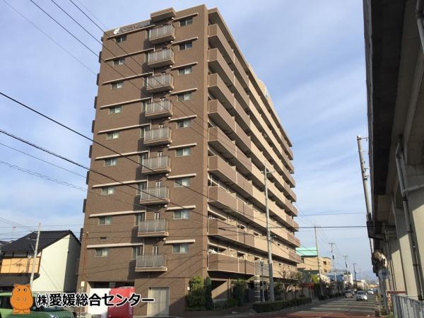 中古マンション 今治市南宝来町1丁目 JR予讃線今治駅 1680万円