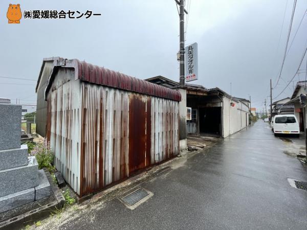 倉庫 今治市喜田村5丁目 JR予讃線伊予富田駅 980万円