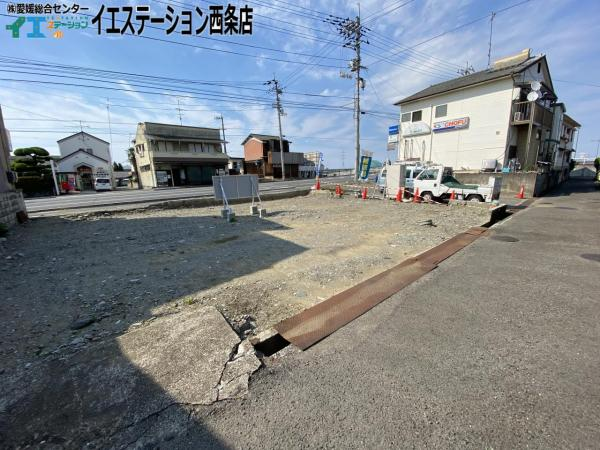 土地 新居浜市平形町 JR予讃線新居浜駅 273万円