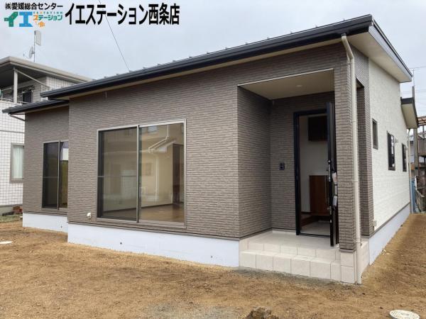 新築戸建 西条市三芳 JR予讃線伊予三芳駅 2180万円