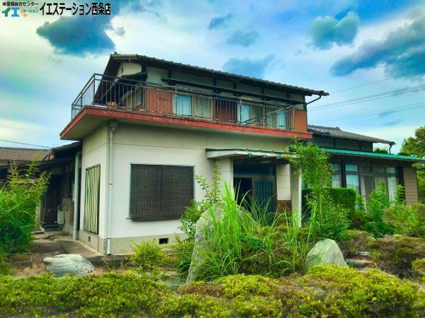 中古戸建 西条市河原津新田 JR予讃線伊予三芳駅 800万円