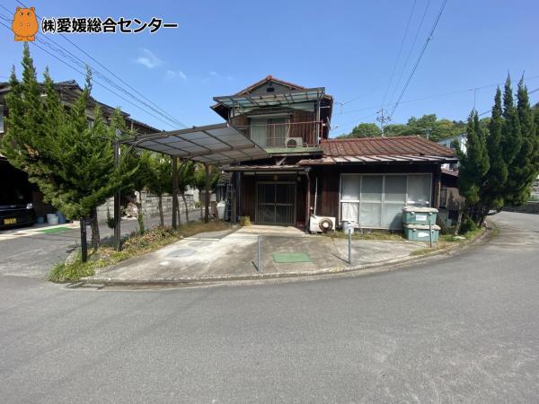 土地 今治市野間 JR予讃線大西駅 480万円