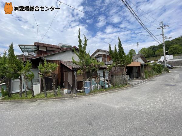 土地 今治市野間 JR予讃線大西駅 1130万円