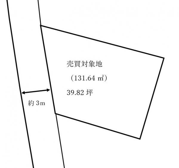 土地 新居浜市新田町1丁目 JR予讃線新居浜駅 400万円