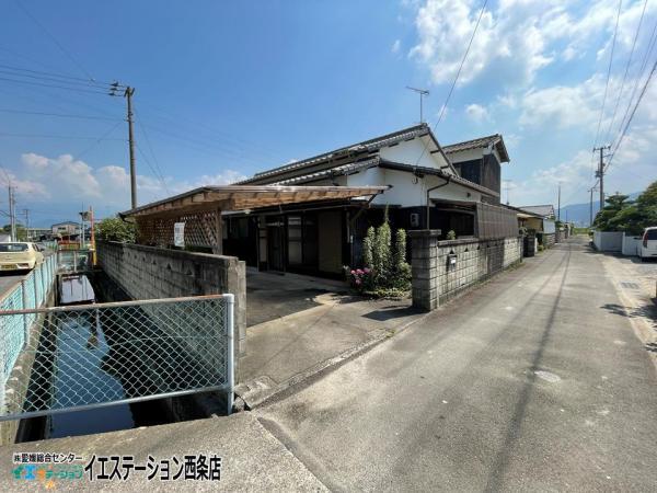 中古戸建 西条市新市 JR予讃線壬生川駅 700万円