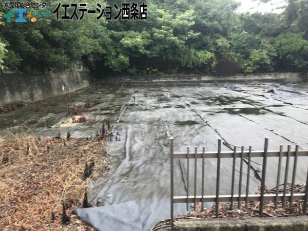 土地 新居浜市七宝台町 JR予讃線多喜浜駅 300万円