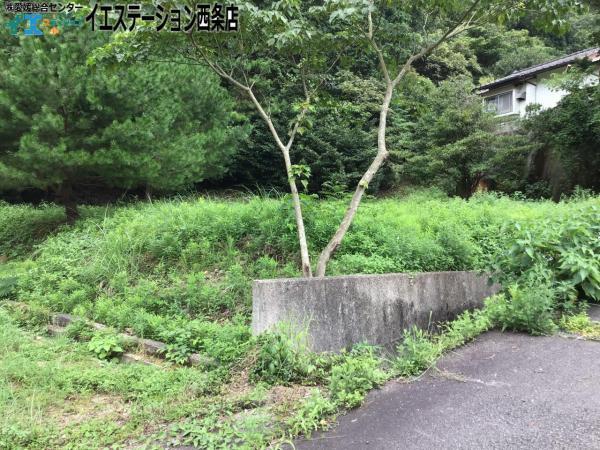 土地 西条市早川 JR予讃線中萩駅 80万円