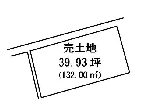 土地 愛媛県今治市蒼社町1丁目284 JR予讃線今治駅 210万円