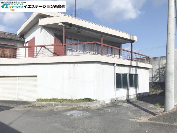 土地 愛媛県西条市三芳338番9 JR予讃線伊予三芳駅 520万円