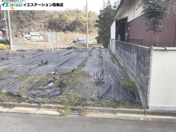 土地 愛媛県西条市楠甲2059-14 JR予讃線伊予三芳駅 390万円
