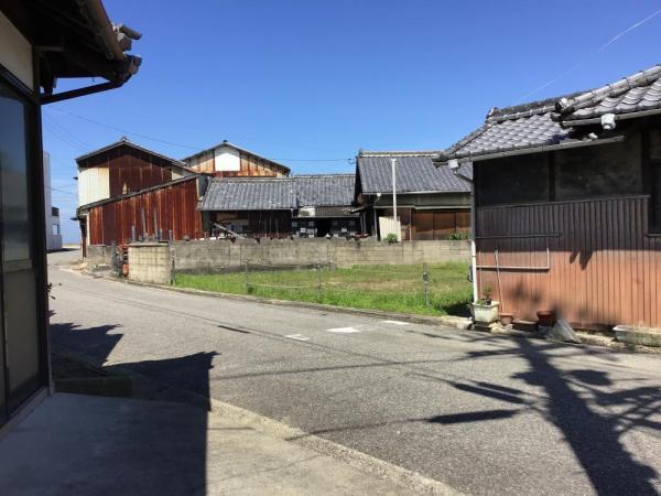 土地 愛媛県今治市菊間町浜260 JR予讃線菊間駅 250万円