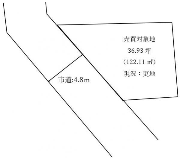 土地 愛媛県今治市唐子台西2丁目11-6 JR予讃線伊予富田駅 250万円