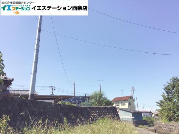 土地 愛媛県西条市丹原町石経844-1 JR予讃線壬生川駅 420万円