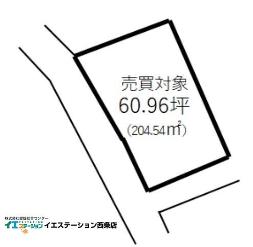 土地 愛媛県新居浜市下泉町2丁目3-7 JR予讃線新居浜駅 580万円