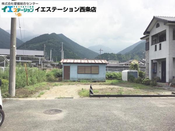 土地 愛媛県新居浜市萩生1678-6 JR予讃線中萩駅 280万円