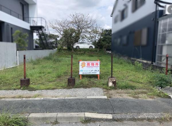 土地 掛川市二瀬川 駅 600万円