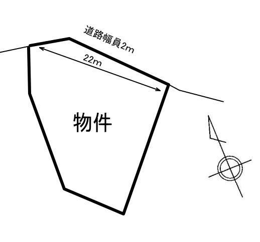 土地 静岡県掛川市南2丁目 JR東海道新幹線掛川駅 400万円