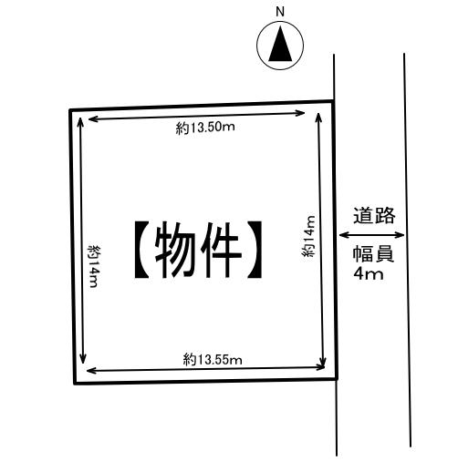 土地 静岡県袋井市高尾  650万円