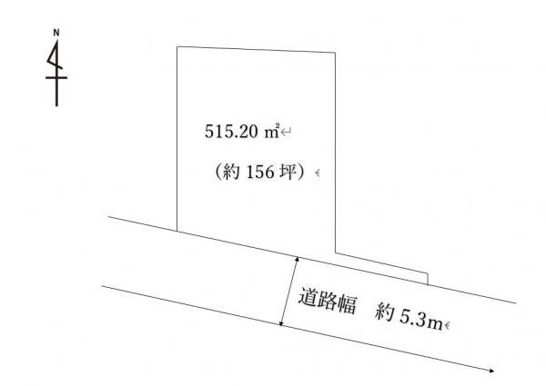 土地 鹿沼市上野町248-5 JR日光線鹿沼駅 1300万円