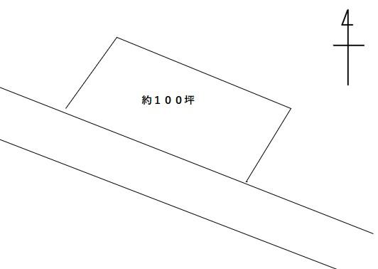 土地 塩谷郡塩谷町大字熊ノ木1437-37 JR東北本線(宇都宮線)矢板駅 100万円