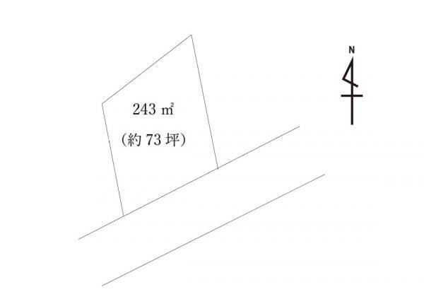 土地 日光市山口918-16 JR日光線下野大沢駅 73.5万円