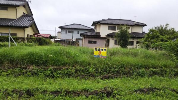 土地 矢板市木幡2040-6 JR東北本線(宇都宮線)矢板駅 280万円