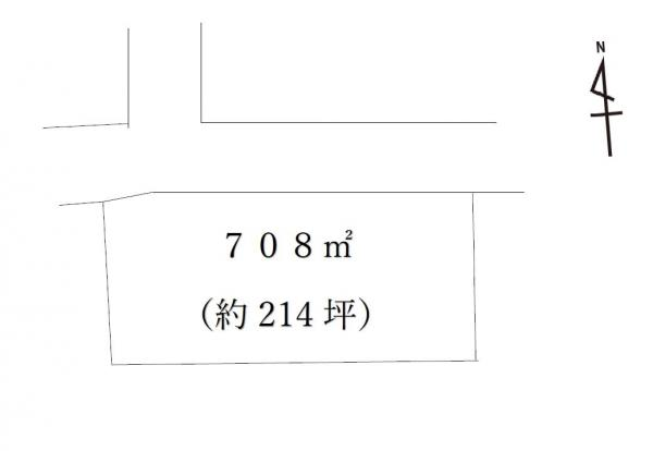 土地 鹿沼市板荷2138-1  東武日光線下小代駅 190万円