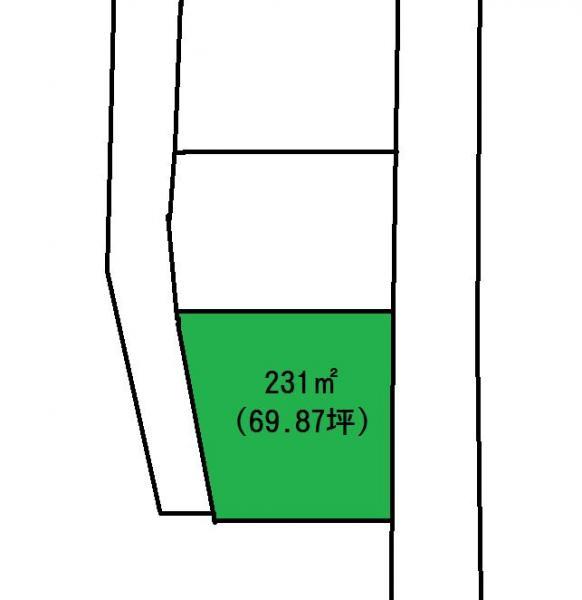 土地 栃木県鹿沼市樅山町699-10 東武日光線樅山駅 720万円