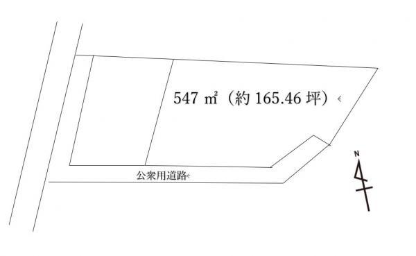 土地 栃木県鹿沼市仁神堂町8-11 JR日光線鹿沼駅 130万円