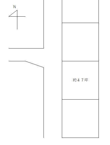 土地 栃木県宇都宮市松風台1200-72 JR東北本線(宇都宮線)氏家駅 130万円