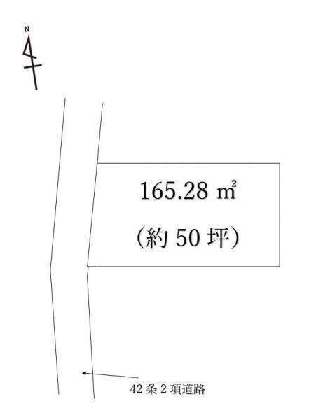 土地 栃木県鹿沼市上野町108-29 JR日光線鹿沼駅 90万円
