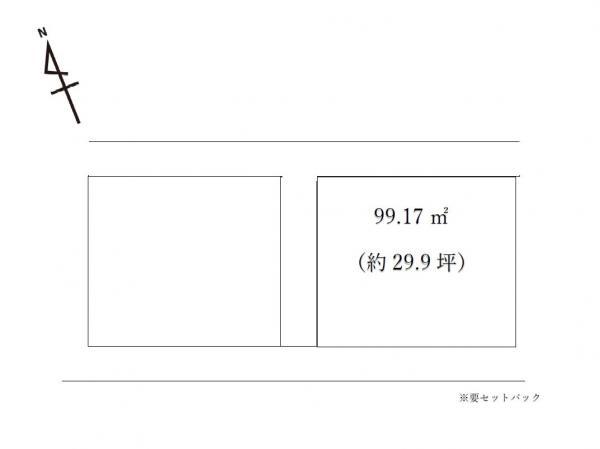 土地 栃木県鹿沼市府中町393-13 JR日光線鹿沼駅 130万円