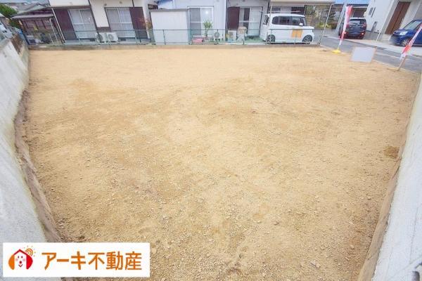 土地 岡山市中区今在家 山陽本線高島駅 1430万円