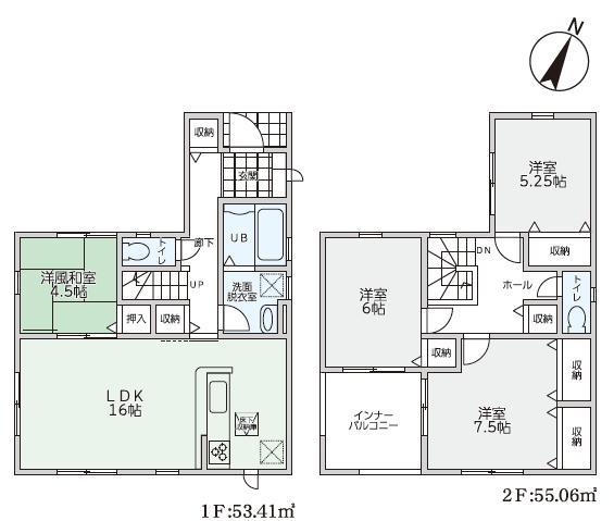 新築戸建 岡山市中区円山 山陽本線岡山駅 2480万円