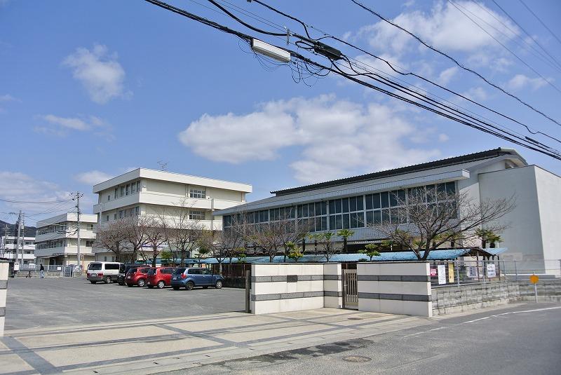 岡山市立竜操中学校