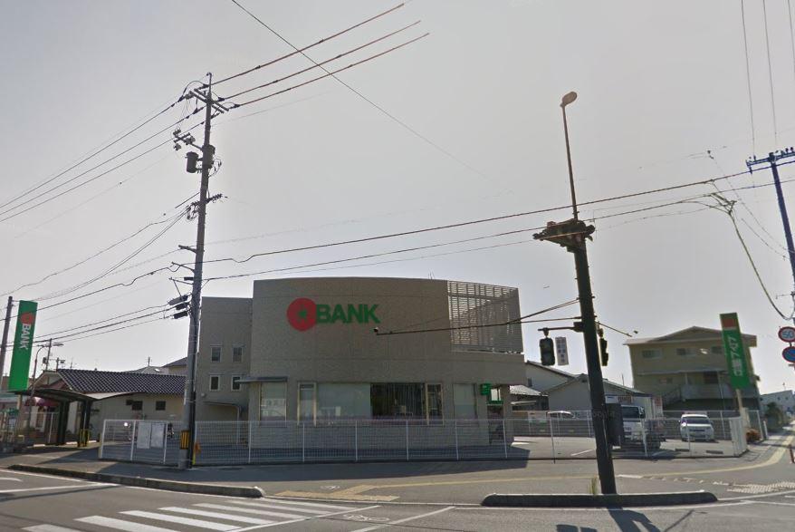 トマト銀行 高島支店