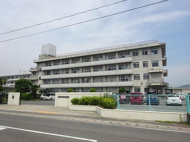 岡山市立操南中学校
