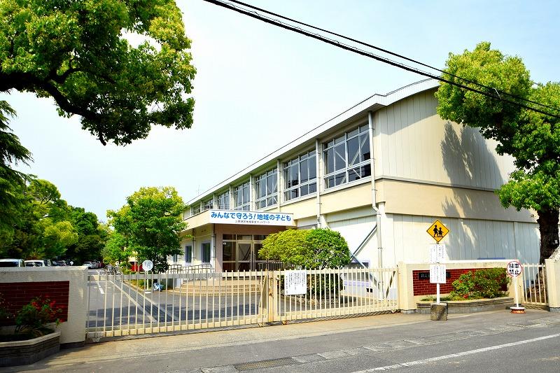 岡山市立三勲小学校