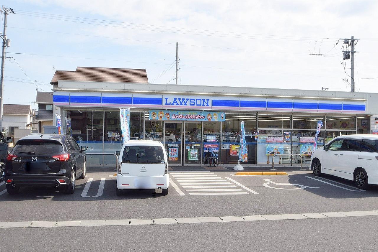 ローソン 岡山高島新屋敷店