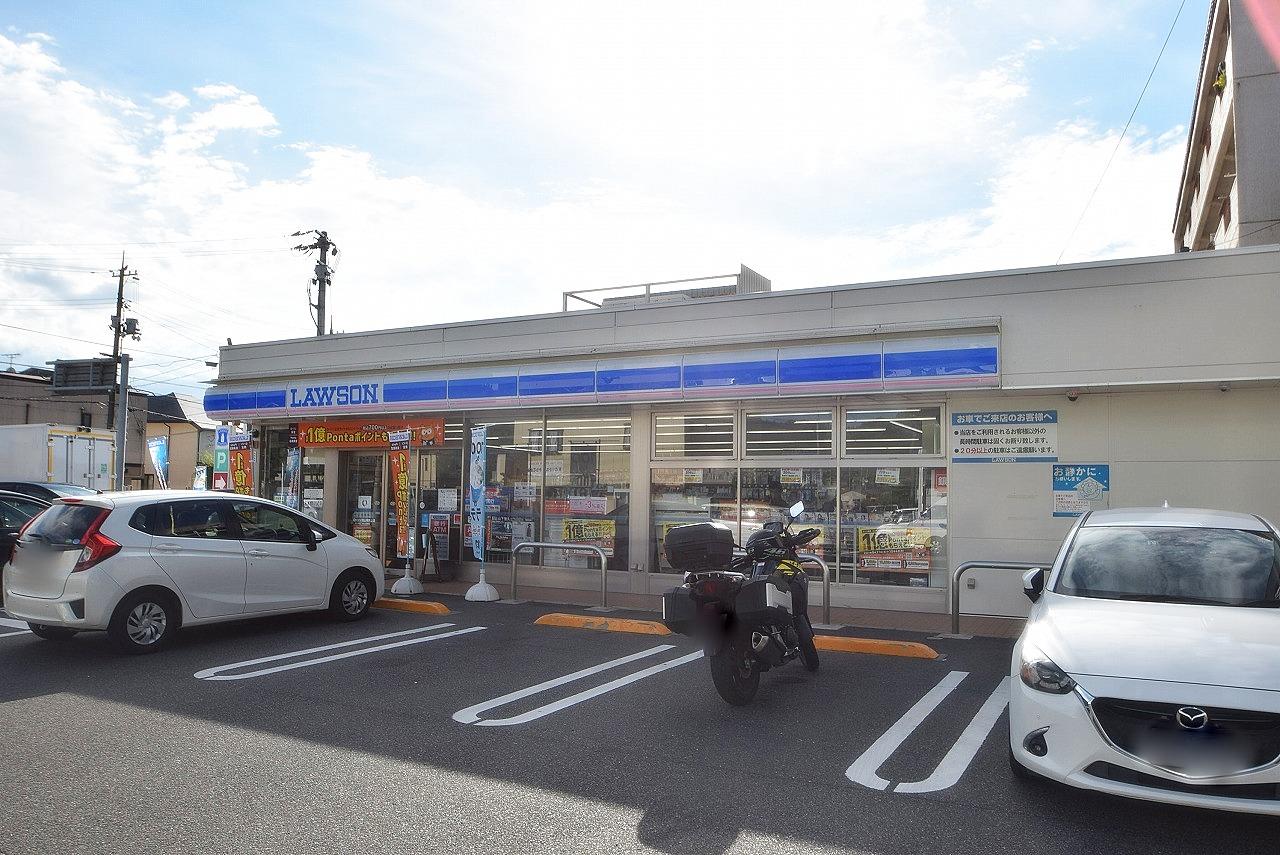 ローソン 岡山横井上店