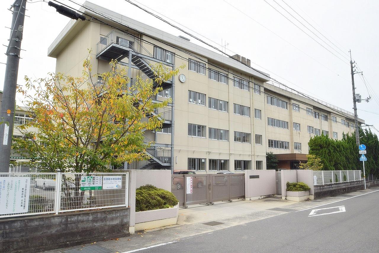 岡山市立横井小学校